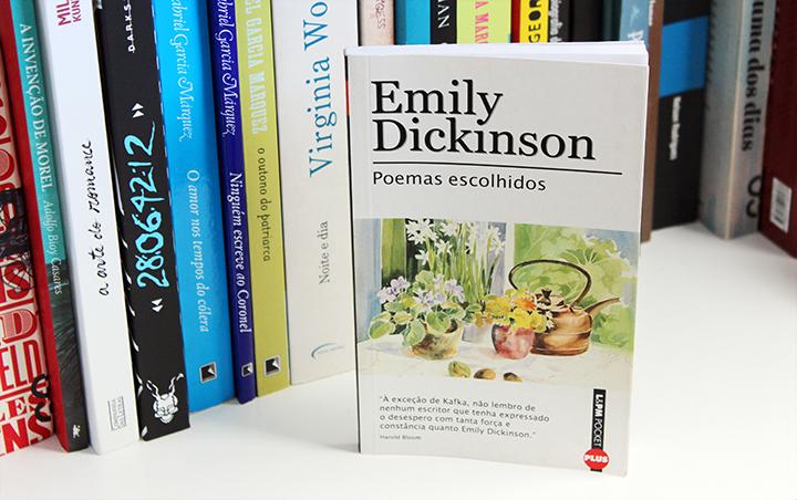 Resenha: Poemas Escolhidos - Emily Dickinson