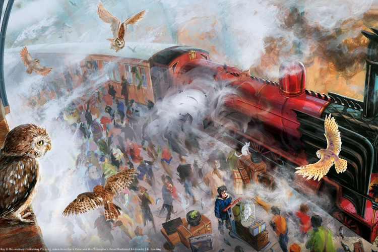20 frases de Harry Potter para matar a saudade da saga!
