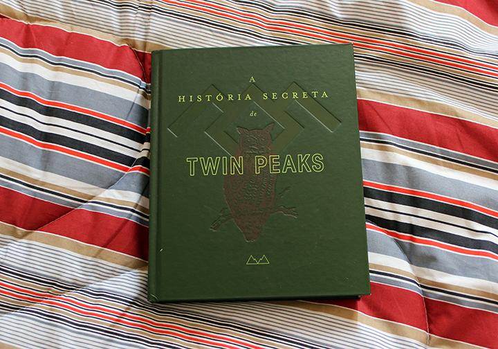 Resenha: A História Secreta de Twin Peaks - Mark Frost