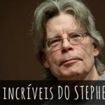 [VÍDEO] Livros do Stephen King para começar a ler já!