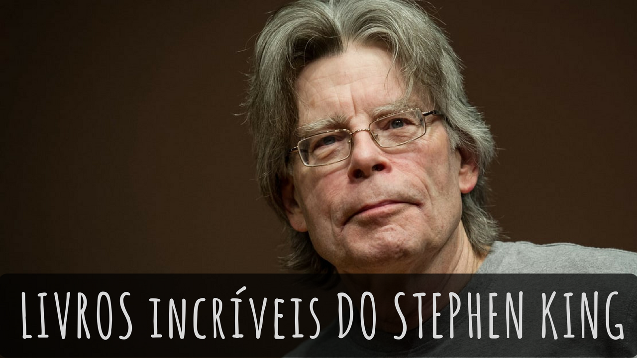 livros do stephen king