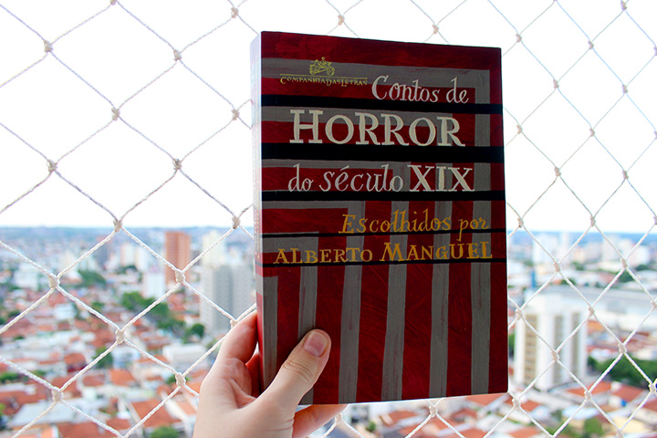 Resenha: Contos de Horror do Século XIX - Alberto Manguel (Org)