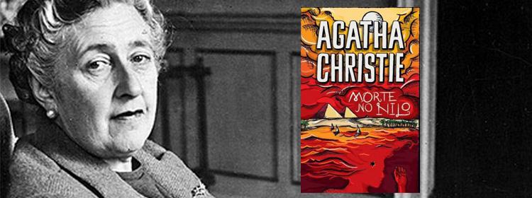 Morte no Nilo, livro de Agatha Christie, será adaptado para o cinema
