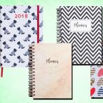 Organize suas leituras em 2018 com um planner!
