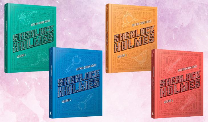 Resenha: Sherlock Holmes - Obra Completa - Arthur Conan Doyle