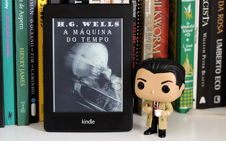 Resenha: A Máquina do Tempo - H.G. Wells