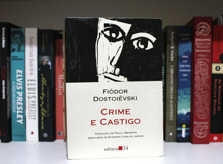 Resenha: Crime e Castigo – Fiódor Dostoiévski