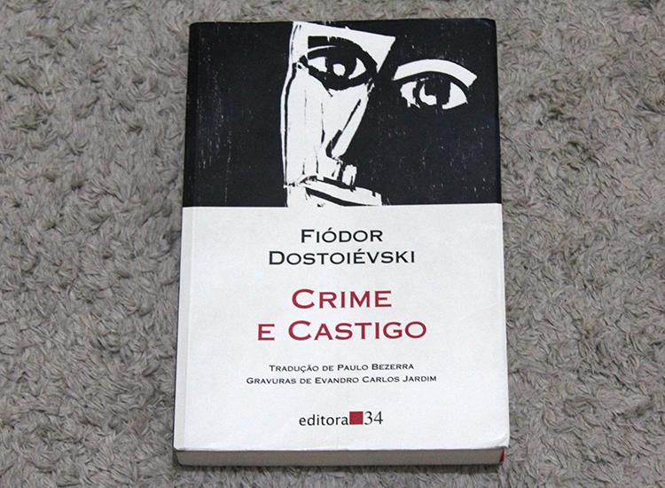 Resenha: Crime e Castigo - Fiódor Dostoiévski