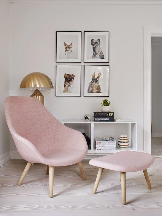 Poltronas de leitura perfeitas para decorar a casa