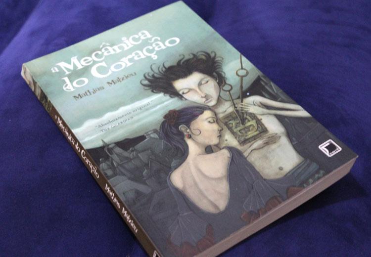 Resenha: A Mecânica do Coração - Mathias Malzieu