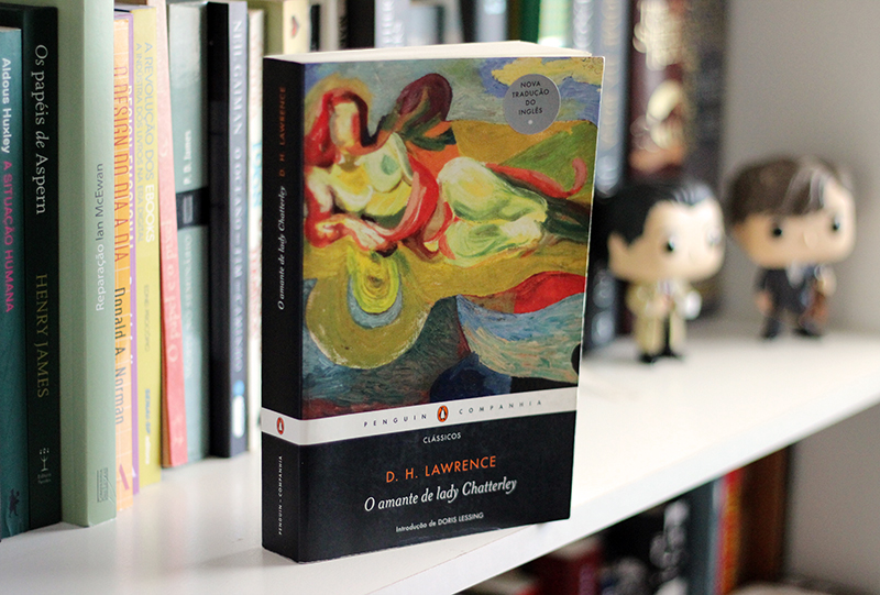 Resenha: O Amante de Lady Chatterley - D.H. Lawrence