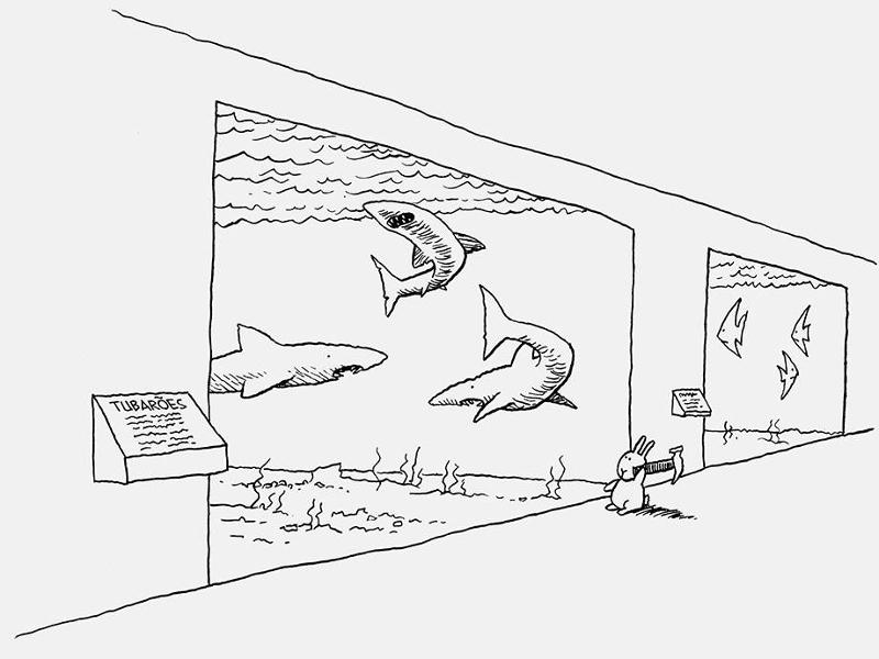 Resenha: O Livro Dos Coelhos Suicidas - Andy Riley