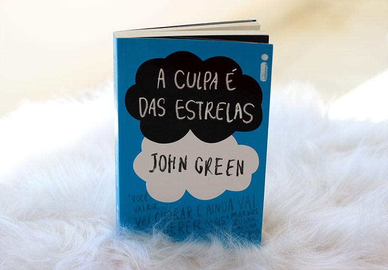 Resenha: A Culpa é das Estrelas - John Green