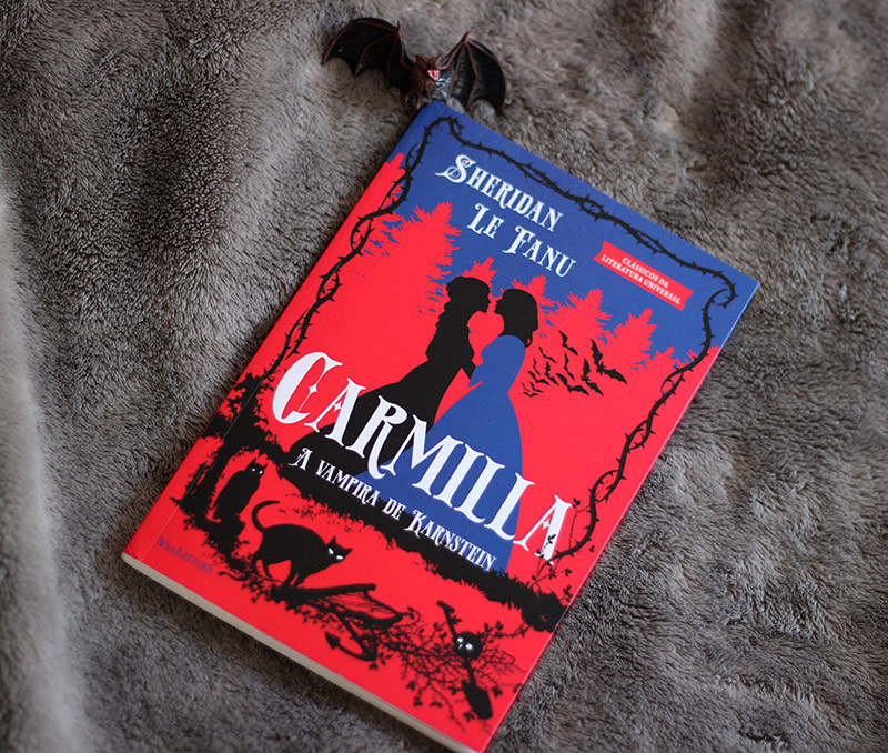 Resenha: Carmilla - A Vampira de Karnstein - Sheridan Le Fanu