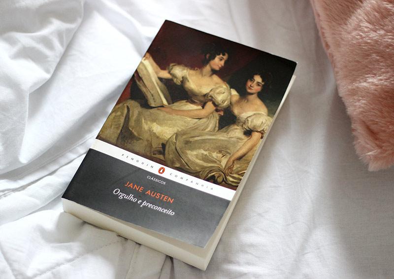 Resenha: Orgulho e Preconceito - Jane Austen
