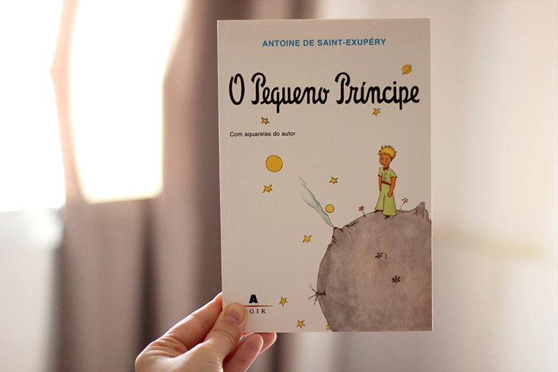 Frases do livro O Pequeno Príncipe