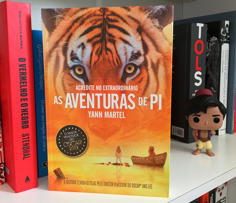 Resenha: As Aventuras de Pi - Yann Martel