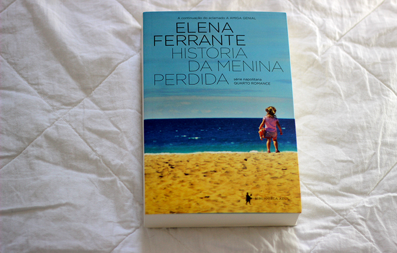 Resenha: História da Menina Perdida - Elena Ferrante