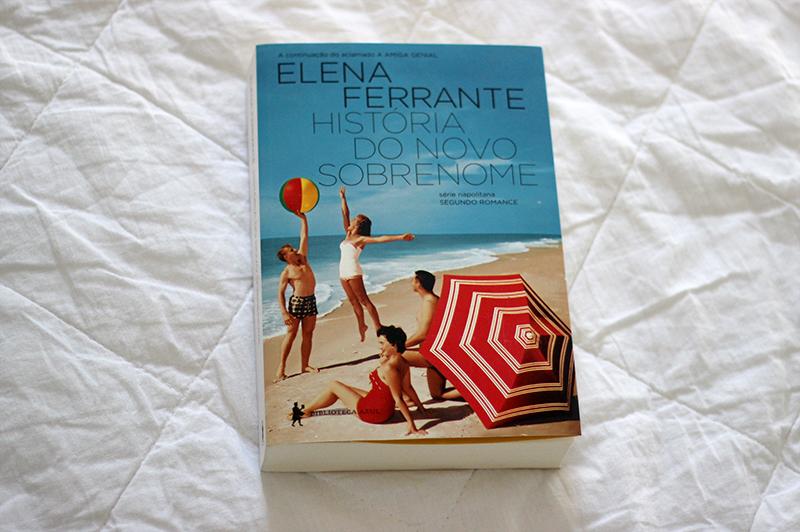 Resenha: História do Novo Sobrenome - Elena Ferrante