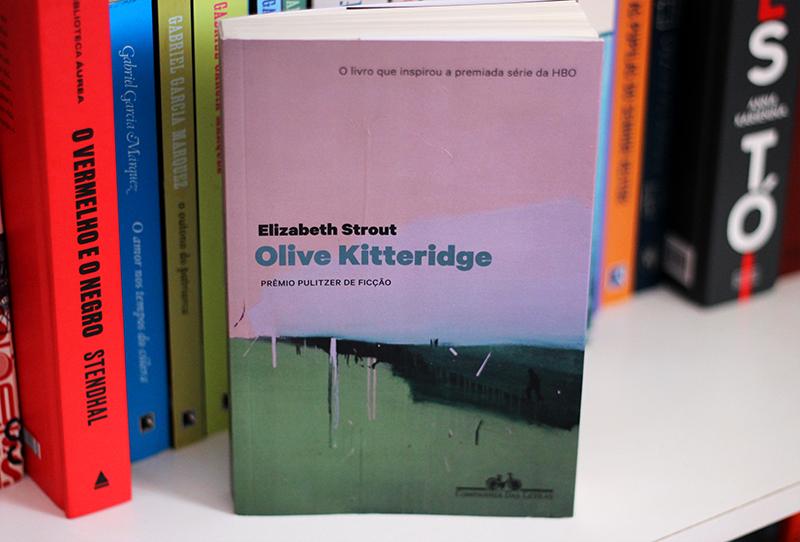 Resenha: Olive Kitteridge – Elizabeth Strout