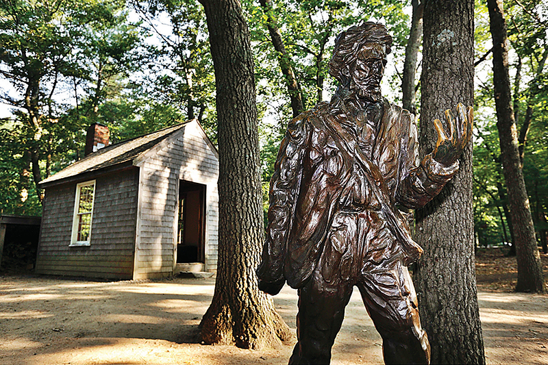 Resenha: Walden - Henry David Thoreau