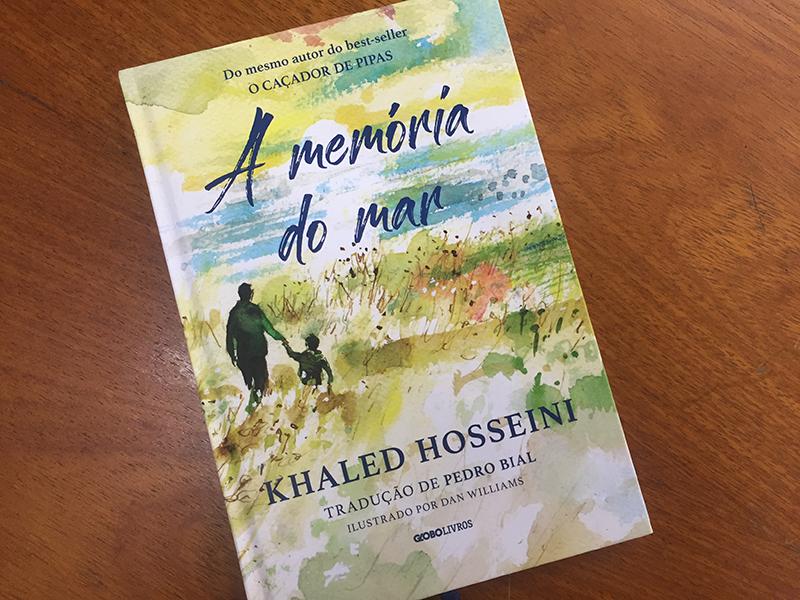 Resenha: A Memória do Mar - Khaled Hosseini