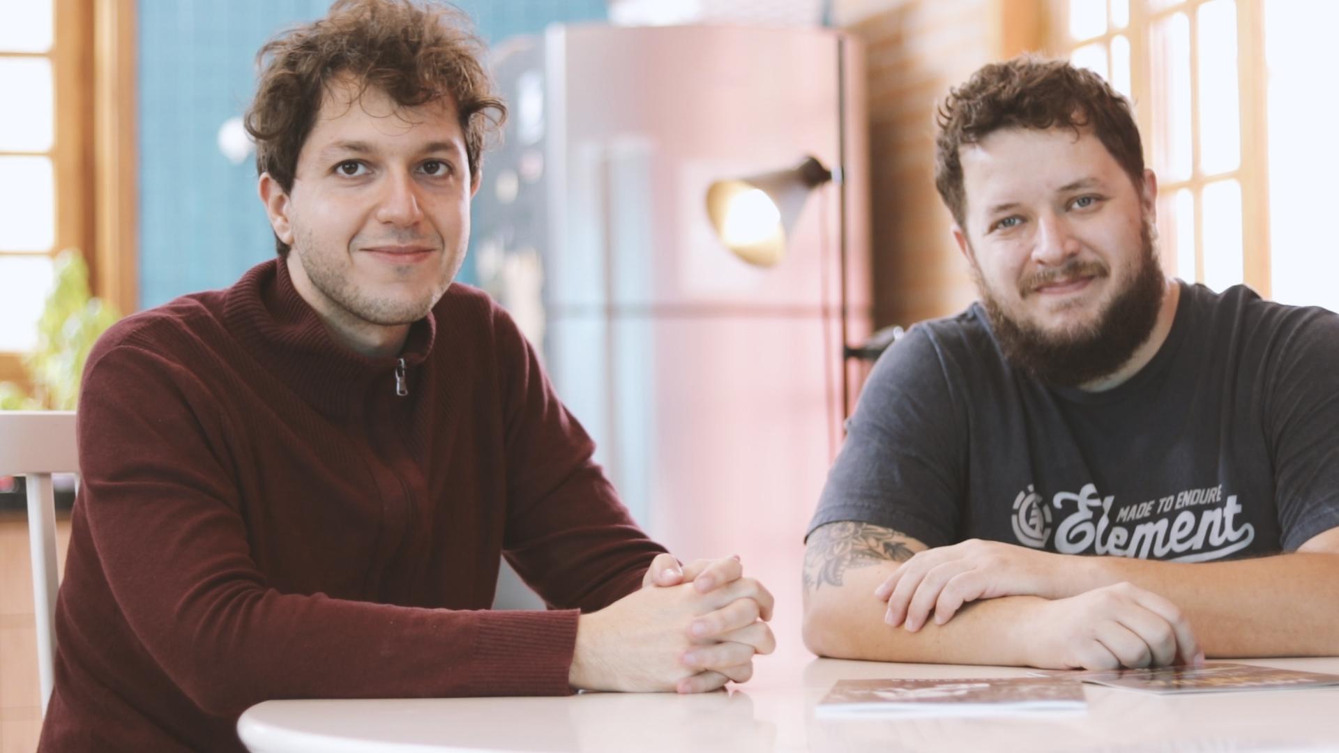 Máquinas Não Choram: conheça a nova HQ de Renato Quirino e André Turtelli