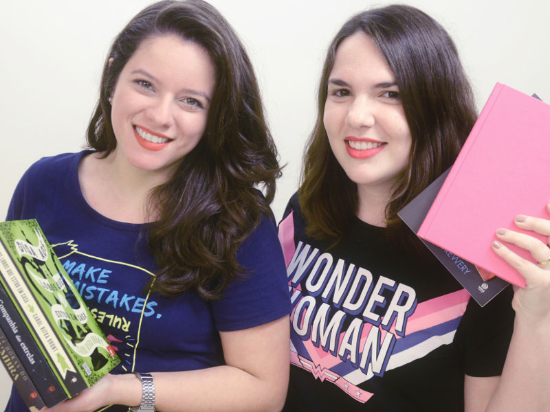 Melissa Marques e Isabela Zamboni - Resenhas à la Carte