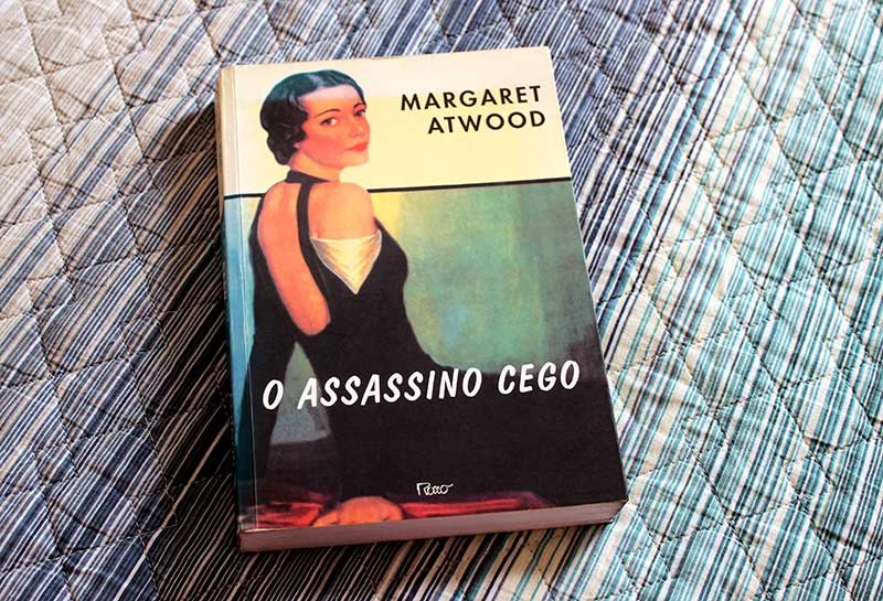 Resenha: O Assassino Cego - Margaret Atwood