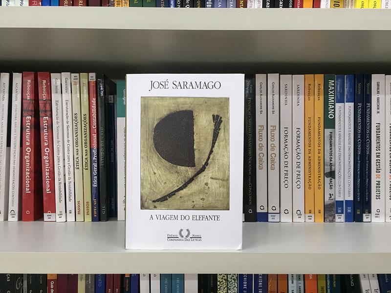 Resenha: A Viagem do Elefante - José Saramago