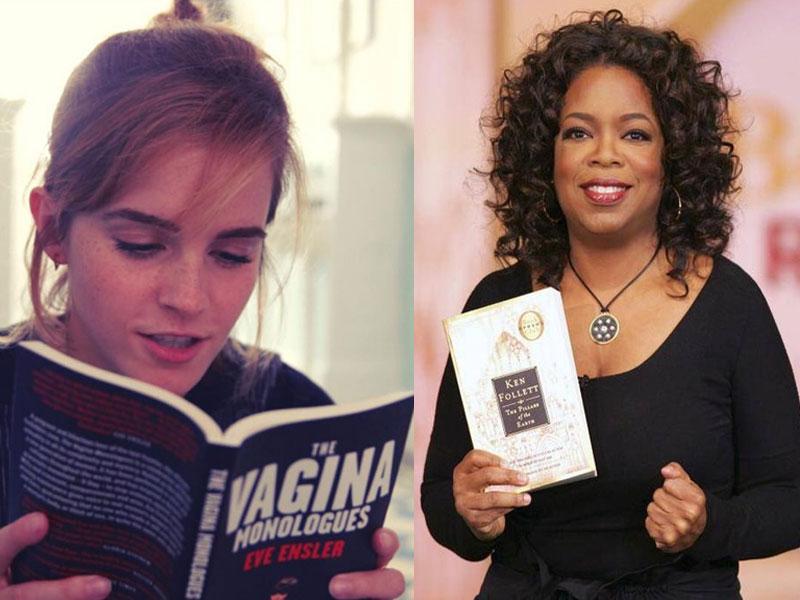 Conheça os diversos clubes do livro dos famosos