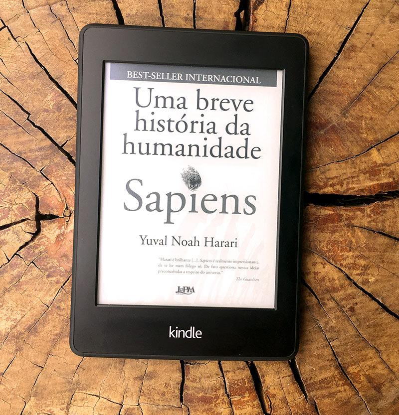 Resenha: Sapiens: Uma Breve História da Humanidade - Yuval Noah Harari