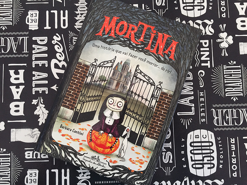 Resenha: Mortina - Barbara Cantini