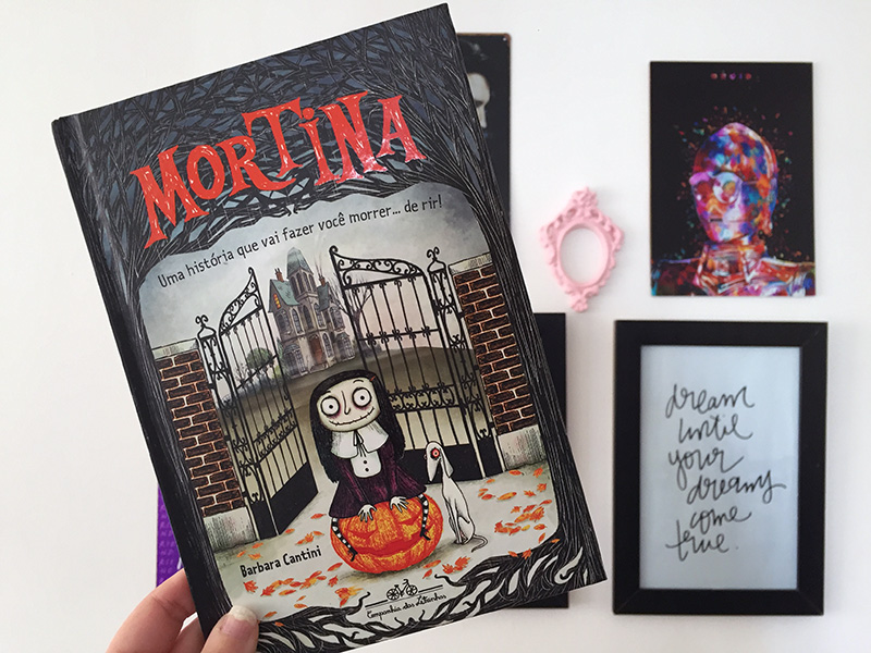 Resenha: Mortina - Barbara Cantini