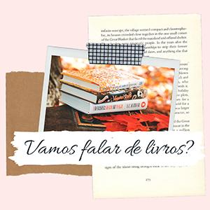 Newsletter Resenhas à la Carte - Vamos falar de livros?