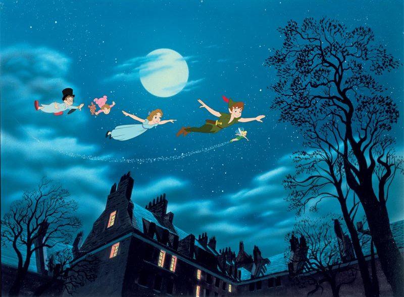 Frases do livro Peter Pan que você vai amar