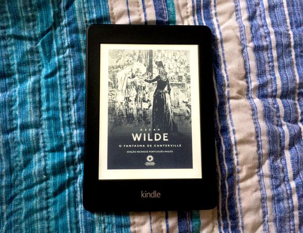 Resenha: O Fantasma de Canterville - Oscar Wilde