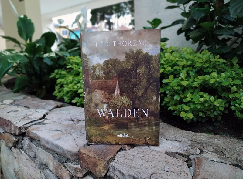 Resenha: Walden – Henry David Thoreau