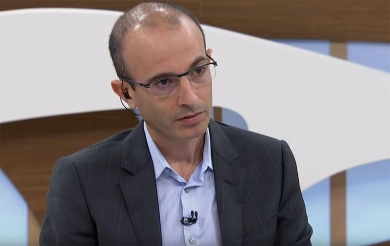 Veja a participação de Yuval Noah Harari no Roda Viva