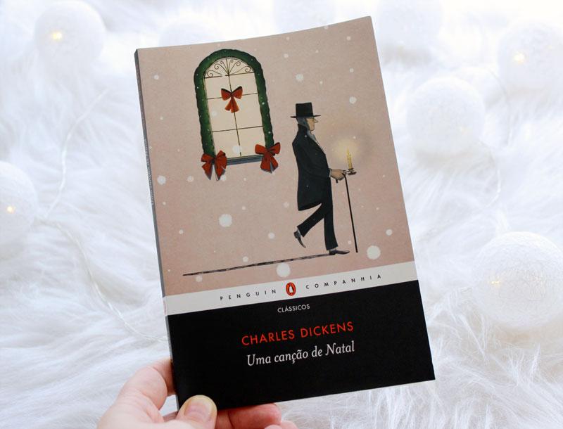 Resenha: Uma Canção de Natal - Charles Dickens