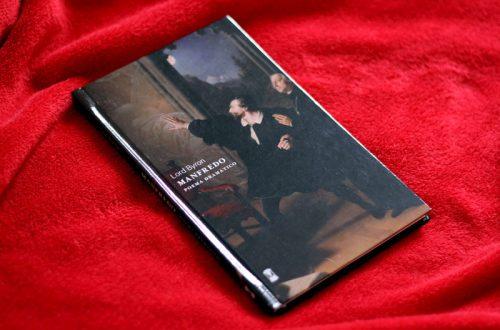 Resenha: Manfredo - Lord Byron