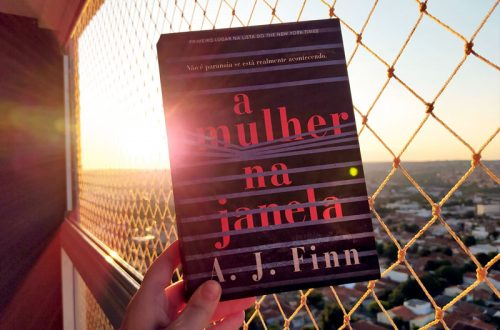 Resenha: A Mulher na Janela - A. J. Finn