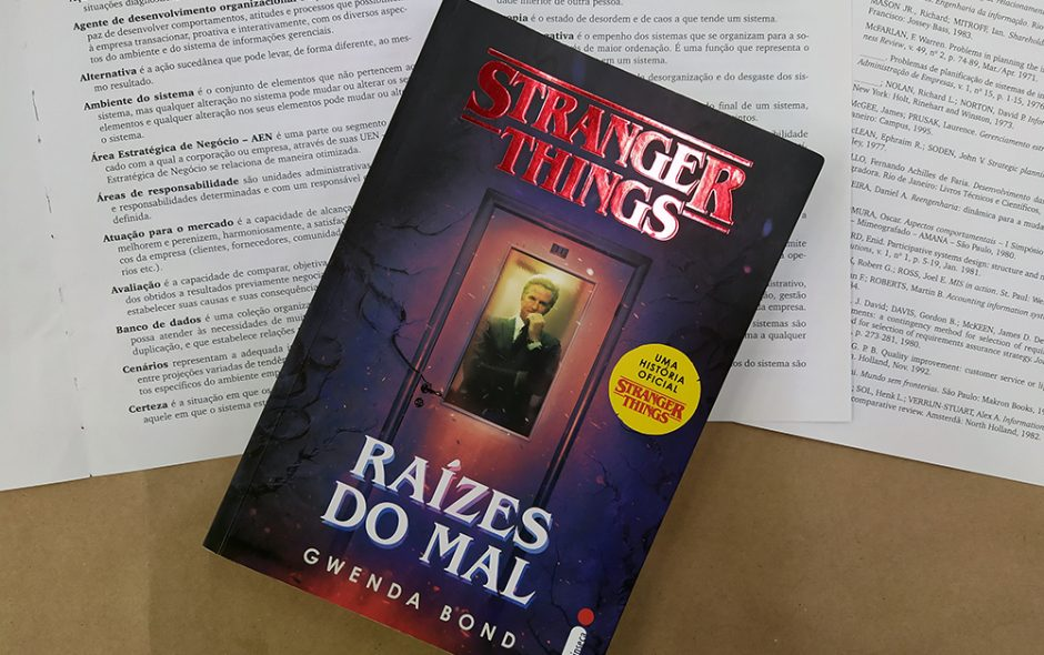 Resenha: Stranger Things | Raízes do Mal - Gwenda Bond