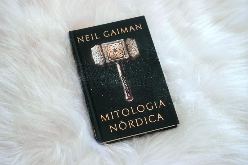 Resenha: Mitologia Nórdica - Neil Gaiman
