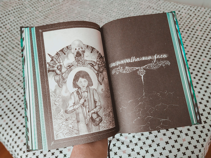 Resenha: O Labirinto do Fauno - Guillermo del Toro e Cornelia Funke