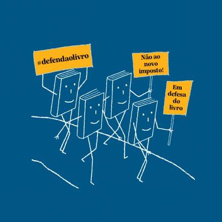 """Entenda o movimento """"Defenda o Livro"""""""