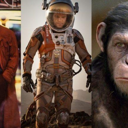 12 livros de ficção científica que inspiraram filmes