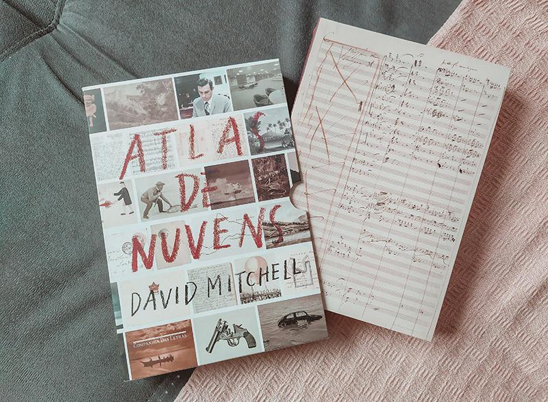 Resenha: Atlas de Nuvens - David Mitchell